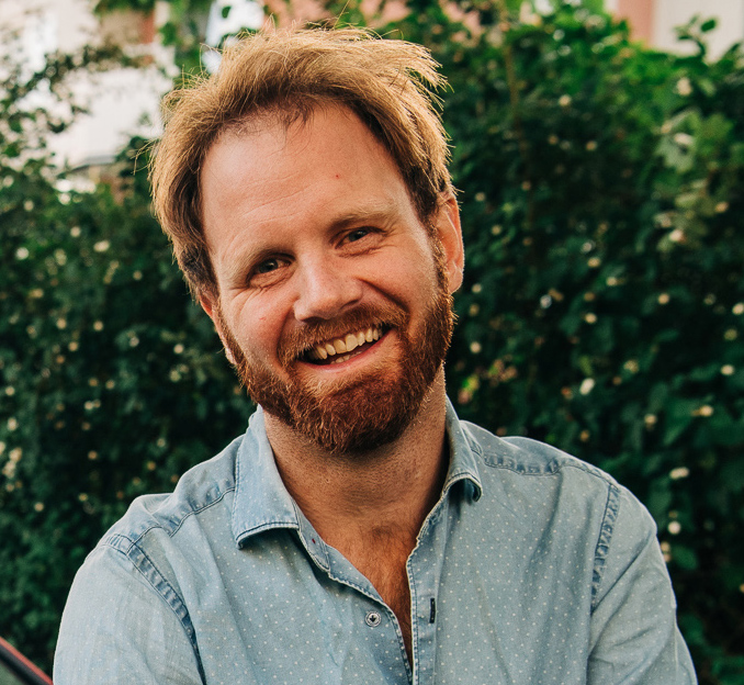 Erik Vismer, projektledare Eventcykel